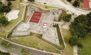 fuerte de San Felipe bacalar
